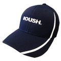 Roush Navy/White Colorblock Flex Fit Hat (3511)