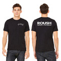 Roush Unisex Dark Heather Gray Ingenuity Tee (3551)