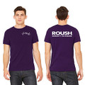 Roush Unisex Purple Ingenuity Tee (3559)