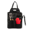 Ford BBQ Apron and 3-Piece Set (3565)