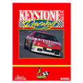Retro Keystone Beer Racing Folder (3514)