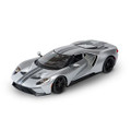Ford 2017 GT Silver Special Edition 1:18 Scale Die-cast (3590)