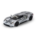 Ford Signed 2017 GT Silver Special Edition 1:18 Scale Die-cast (3620)