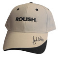 Roush Signed Stone/Black Split Hat (3619)