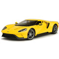Ford 2017 GT Yellow Special Edition 1:18 Scale Die-cast (3651)
