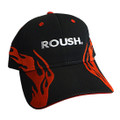Roush Black/Red Flame Hat (3659)