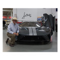 "Jack Roush's Signed 2017 Ford GT 8"" x 10"" Photo (3685)"