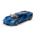 Ford Signed 2017 GT Blue Special Edition 1:18 Scale Die-cast (3675)