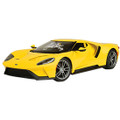 Ford Signed 2017 GT Yellow Special Edition 1:18 Scale Die-cast (3676)