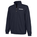 Roush Navy Unisex 1/4 Zip Sweatshirt (3728)