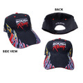 Roush Racing Flame Hat (1419)