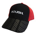 Roush Blk/Red Tire Tread Hat (3758)