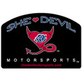 She Devil Motorsports Decal (1523)