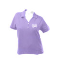 Roush Racing Purple Ladies Polo shirt (1590)