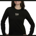 Roush Racing Black Long Sleeved Knit Tee (1613)