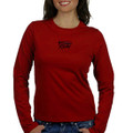 Roush Racing Red Long Sleeved Knit Tee (1614)