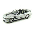 Roush 2010 Mustang 1:18 Diecast Silver (1626)