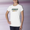 Roush Fenway Ladies Tee (1673)