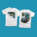 "Carl Edwards Aflac ""Making His Rounds"" Tee (1067)"