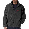 ROUSH Mens Gray or Navy Fleece 2X-4XL (2027)