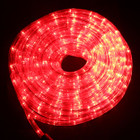 LED 20M Christmas Red Rope Lights with 8 Functions