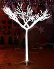 250CM 3D Acrylic White Tree with 1700 White LED Lights Christmas Wedding Decoration