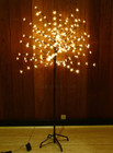 150CM 200 LED Warm White Cherry Tree Lights Christmas Wedding Decoration