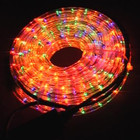 10M Christmas Multi Colours Rope Lights