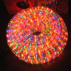 38M Christmas Multi Colours Rope Lights