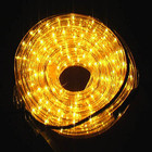 10M Christmas Yellow Rope Lights