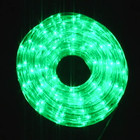 10M LED Christmas Green Rope Lights
