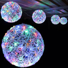 3.3M 30CM 4 Balls LED Multi Colour Christmas Lights with 8 Functions