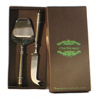 Set 2 Dragonfly Cheese Slicer And Knife Gift Boxed