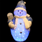 48CM Snowman Snowing Ornament with Christmas Songs