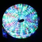 LED 38M Christmas Multi Colours Rope Lights with 8 Functions