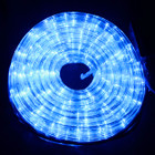 LED 18M Christmas Blue Rope Lights with 8 Functions