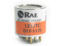Dual-Range Combustible Gas Sensor, LEL / % vol. for VRAE