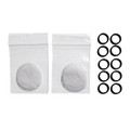 SPER, 850043 Replacement Membranes & O-rings (10 ea.)