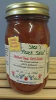 Shea's Peach Salsa - 17 oz