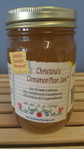 Christina's Cinnamon Pear Jam - 15 oz.