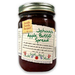 Johnny's Apple Butter Spread - No Sugar Added