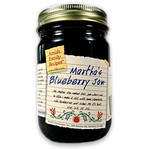 Martha's Blueberry Jam