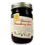 Shannon's Strawberry Jam - 15 oz.