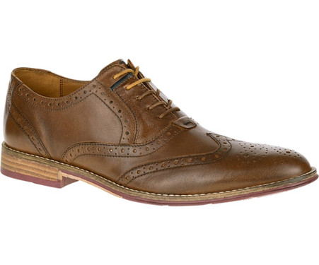 Tan Smooth Leather