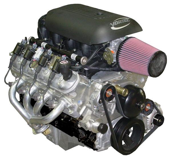 Turn Key Engine 886004 LQ9 6.0L 470 HP Turn Key Engine