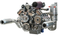 LS2 6.0 680 HP Supercharged Turn Key Engine Assembly - Off Road