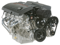 LS3 415ci Stroker 600 HP Engine Assembly - Street