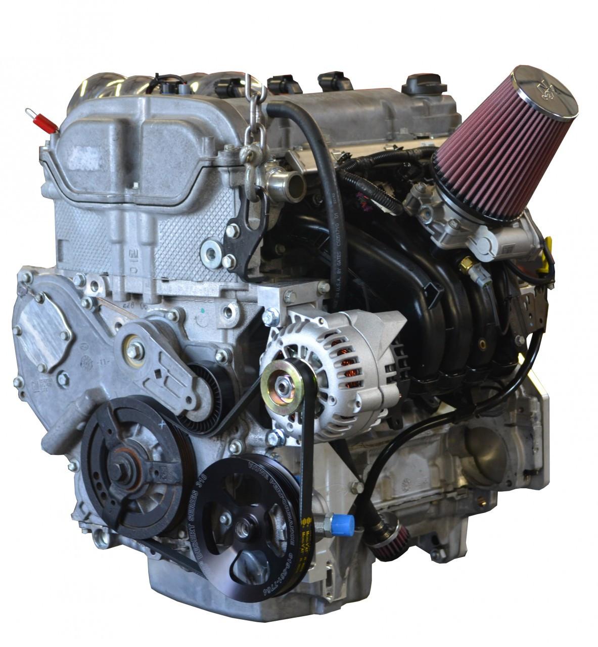 Ecotec 2 4l 190 Hp Turn Key Engine Assembly - Off Road