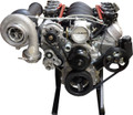 Turn Key Engine LSX 448 C.I Turbo 950 HP Engine Assembly - Street