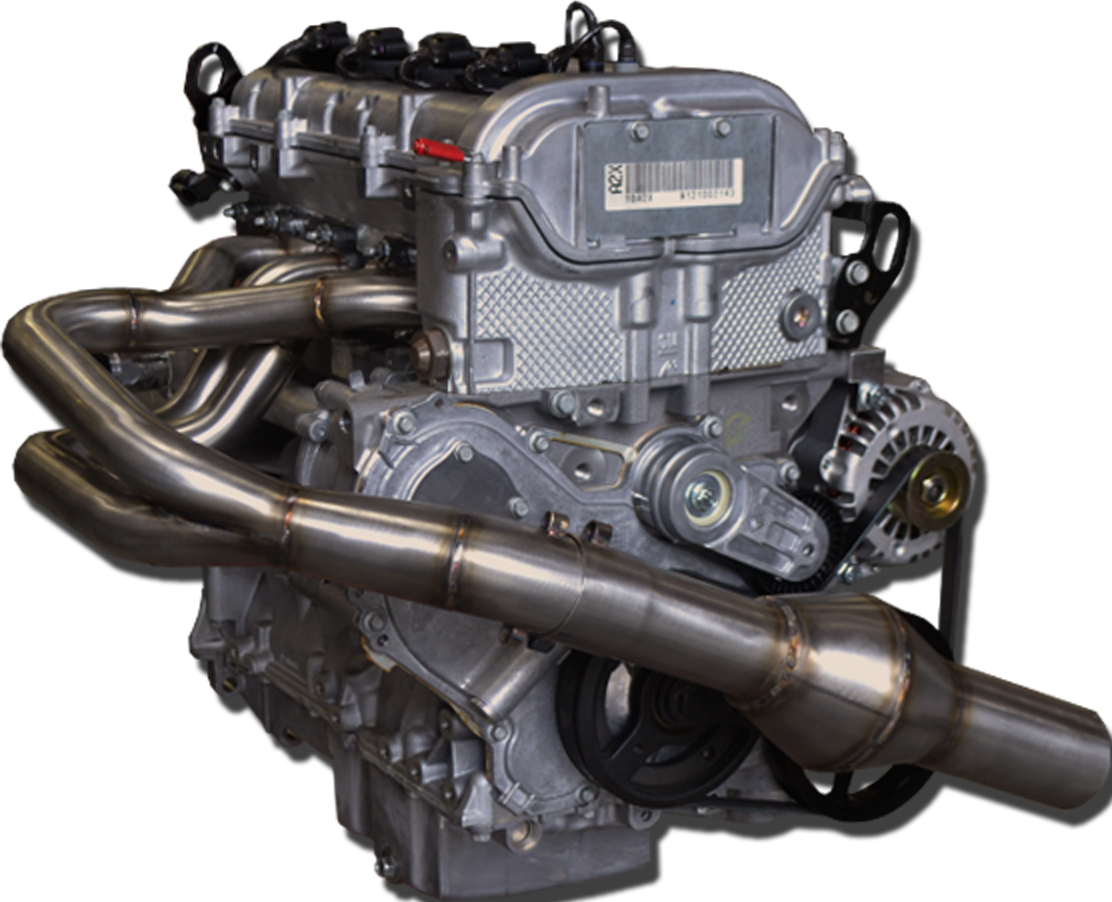 Ecotec 2 4l Direct Injected 210 Hp Engine Assembly -street